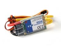 HobbyKing YEP 100A (2 ~ 6S) SBEC Brushless Speed Controller