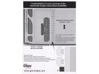 Airport Mat Graphic 1:400 Scale Graphic Decal Sheet GJAPS007