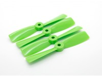 "Dalprops ""Indestructible"" Bull Nose 4045 Hélices CW / CCW Set Green (2 paires)"