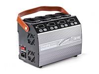 SkyRC 4P3 4 x 100 Watt AC Charger for DJI Phantom 3/4 Smart LiPoly Batteries (US Plug)