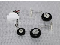 Stinger 64 EDF en option Landing Gear Set (Servo)