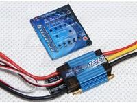 Turnigy AquaStar 120A Watercooled ESC w / carte de programmation
