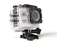 Caméra HD Turnigy ActionCam 1080P Full HD Video w / Boîtier étanche