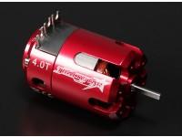 Turnigy TrackStar 4.0T Sensored moteur Brushless 8240KV (RAAR approuvé)