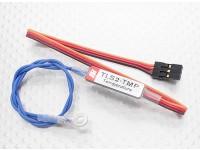 JR TLS2-TMP Télémétrie Capteur de température pour XG Série 2.4GHz DSN Transmetteurs
