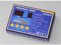 HobbyKing Bateau ESC Programmation Card