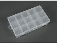 Plastic Multi-Purpose Organizer - Grand 15 Compartiment