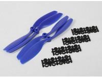 8045 SF Props 2pc CW 2 pc CCW Rotation (Bleu)
