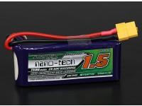 Turnigy nano-tech 1500mah 3S 25 ~ 50C Lipo Paquet