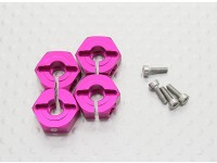 5mm Roue adaptateur Turnigy TD10 4WD Touring Car (4pc)