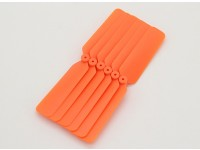 GWS EP hélice (DD-3020 82x50mm) orange (6pcs / set