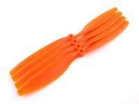 Multirotor Hélice DJI style 10x4.5 Orange (CW) (4pcs)