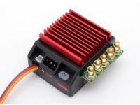 TrackStar GenII 120A échelle 1 / 10ème Sensored Brushless Car ESC (RAAR / BRCA approuvé)