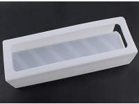 Turnigy souple Lipo Protector batterie silicone (3600-5000mAh 5S Blanc) 155x52x38.5mm