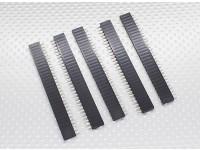 1x30P Pin Socket - 2,54 mm de hauteur (5pcs / bag)