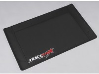 TrackStar caoutchouc R / C Mat Work (640 x 400mm)