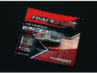 TrackStar 10/01 ~ 08/01 Echelle Turbo Bougie No.8 (MEDIUM)