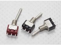 Interrupteurs - Turnigy 9XR émetteur (3pcs)