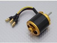 Super Kinetic - Remplacement moteur Brushless (2630-KV1000)