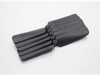 HobbyKing ™ Hélice 3x2 Noir (CCW) (5pcs)