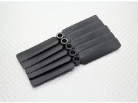 HobbyKing ™ Hélice 4x2,5 Noir (CCW) (5pcs)