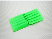HobbyKing ™ Hélice 4x2,5 Green (CW) (5pcs)