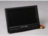 8 pouces 800 x 480 TFT LCD HD FPV Moniteur avec rétroéclairage Fieldview 888