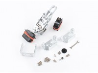Robotic Gripper et articulation du poignet 200mm
