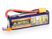 Turnigy nano-tech A-SPEC G2 1800mAh 3S 65 ~ 130C Lipo Paquet