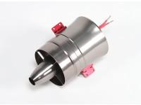 Mercury en alliage d'aluminium 74mm EDF Unité (4S 3000KV-CCW)