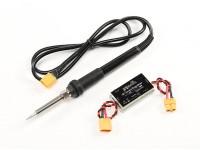 Dr. MadThrust DC intelligent Régulateur avec fer à souder électrique