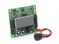HobbyKing KK2.1.5 multi-rotor Conseil Flight Control LCD Avec 6050MPU Et Atmel 644PA