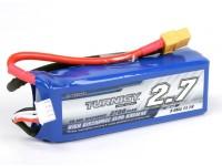 Turnigy 2700mAh 3S 20C Lipo Pack (Convient pour Quanum Nova, Phantom, QR X350)