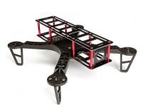 HobbyKing FPV250L long cadre Quad Copter Une Mini grande taille FPV multi-rotor (kit)
