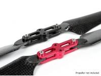 Folding Propeller Adaptateur pour montage direct Motors (rouge et noir)