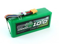 Multistar High Capacity 6S 10000mAh Multi-Rotor Lipo Paquet