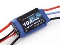 Flycolor 10AMP multirotor ESC 2 ~ 3S avec BEC