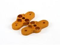 CNC 2 lames de pliage Adaptateur Hélice 1-Pair 28-12 (Gold)