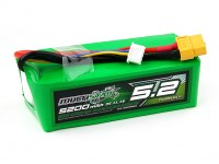 MultiStar High Capacity 3S 5200mAh Multi-Rotor Lipo Paquet