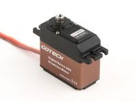 Goteck HB1623S HV numérique Brushless MG High Torque STD Servo 16 kg / 0.10sec / 53g