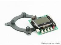 Adapter Flight Controller Mini Base de montage 45 / 30.5mm Naze32, KK Mini, CC3D, Mini APM (30.5mm, 36mm)