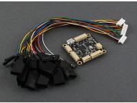 Micro HKPilot Mega Micro Sized Contrôleur de vol et Autopilot avec fils 2.7.2 (APM)