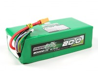 Multistar High Capacity 6S 20000mAh Multi-Rotor Lipo Paquet