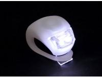 Blanc Silicon Mini-lampe (LED blanche)