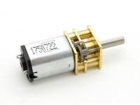 15mm moteur brossé 6V 20000KV w / 30: 1 Ratio Gearbox