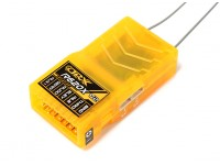 OrangeRx R620X V2 6Ch 2.4GHz DSM2 / DSMX Comp Full Range Rx w / Sat, Div Ant, F / Safe & CPPM