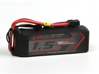 Turnigy graphène 1500mAh 4S 45C LiPo pack w / XT60