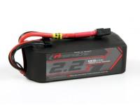 Turnigy graphène 2200mAh 4S 45C Lipo pack w / XT60