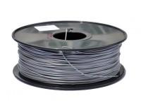 HobbyKing 3D Filament Imprimante 1.75mm PLA 1KG Spool (Metallic Silver)
