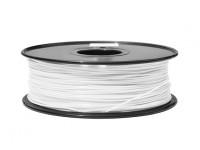 HobbyKing 3D Filament imprimante 1.75mm ABS 1KG Spool (Blanc)